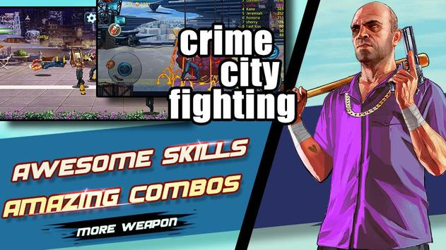 Crime City Fight:Action RPG screenshot 11