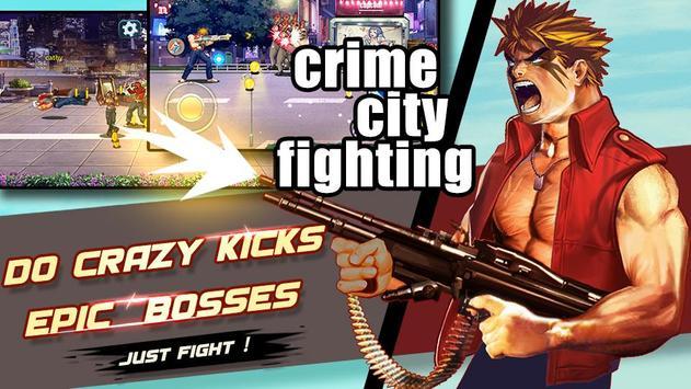 Crime City Fight:Action RPG screenshot 4