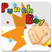 Punch Boy in Sky World icon