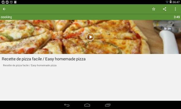 Best Pizza recipes HD Videos ✔ screenshot 18