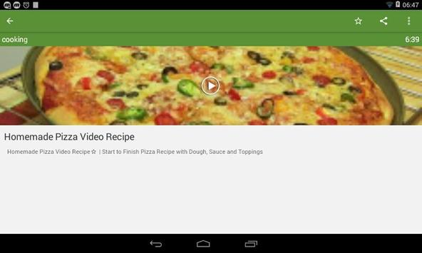 Best Pizza recipes HD Videos ✔ screenshot 2