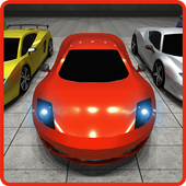 3D Traffic Racer 2016 icon