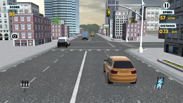 3D Traffic Racer 2016 screenshot 18