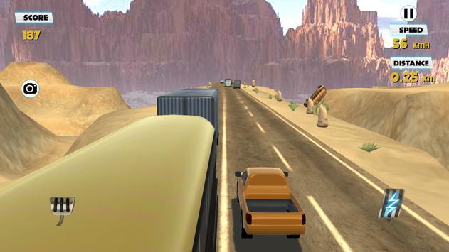 3D Traffic Racer 2016 screenshot 21