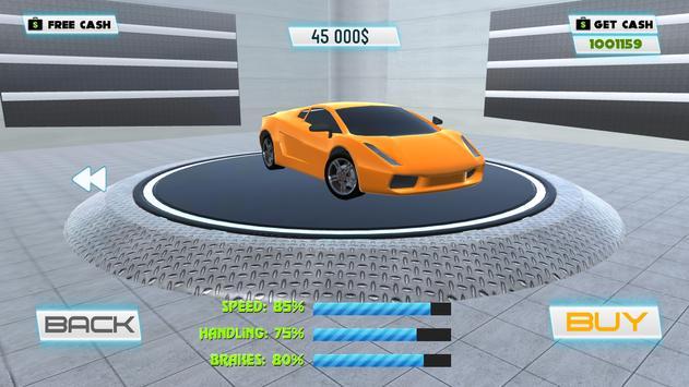 3D Traffic Racer 2016 screenshot 24