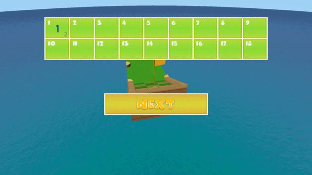 3D Golf Game apk screenshot