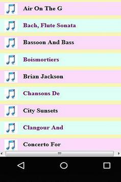 Excellent Flute Music Collections apk screenshot