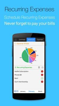 Expense Tracker 2.0 - Finance apk screenshot