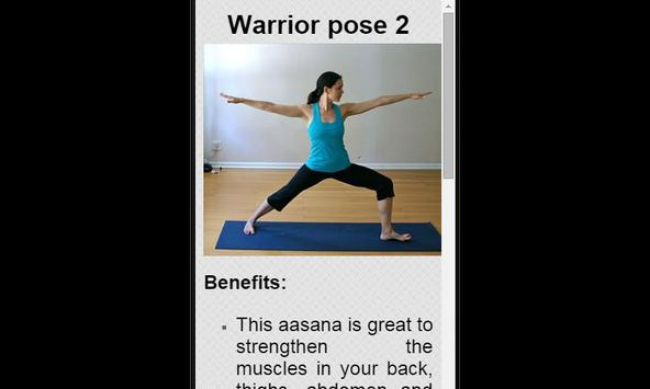 Power Yoga screenshot 4