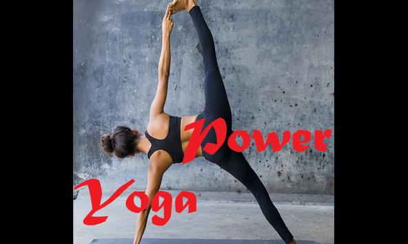 Power Yoga poster