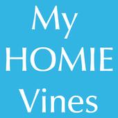 My HOMIE Vines icon