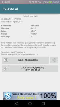 Ev-Avto Al (bina.az/turbo.az) screenshot 7