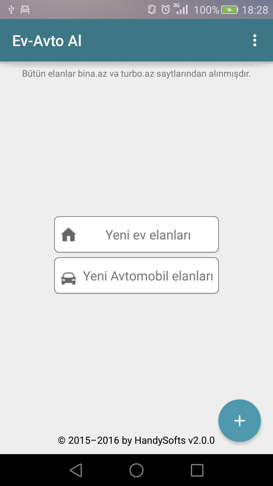 Ev-Avto Al (bina az/turbo az) for Android - APK Download
