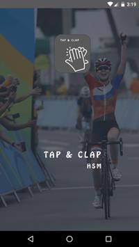 Tap Clapping, Football videos, Tap & Clap poster
