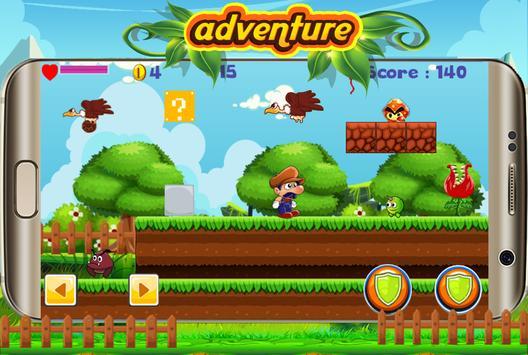 Mario happy adevnture of world apk screenshot