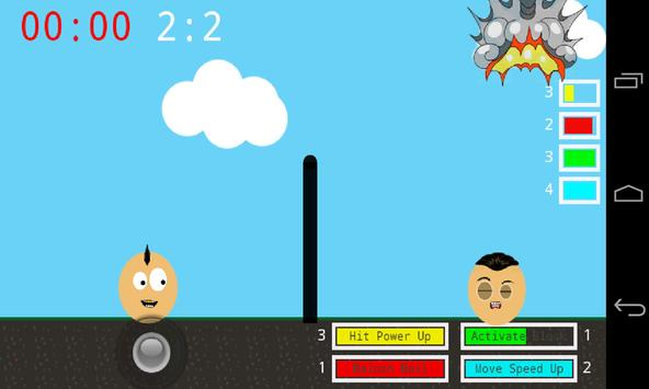 Head Volleyball apk screenshot