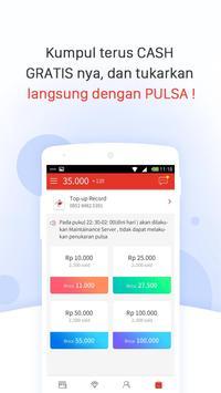 Money Locker :  Pulsa Gratis apk screenshot