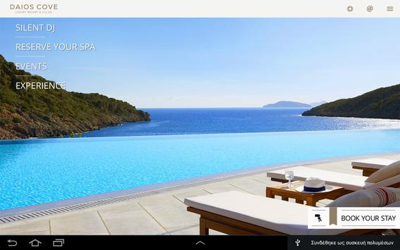 Daios Cove Luxury Resort HD poster