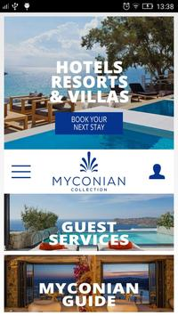 Myconian Collection, Myconos poster