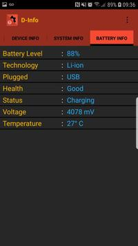 D-Info screenshot 4