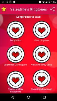 Valentine Ringtones apk screenshot