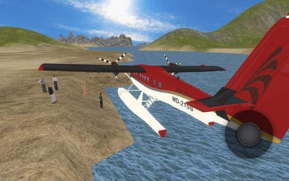 Airplane Flight Pilot 3D apk screenshot
