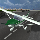 Airplane Simulator Pilot 3D icon