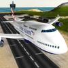 Simulador vuelo icono