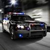 Fast Police Car Driving 3D 圖標