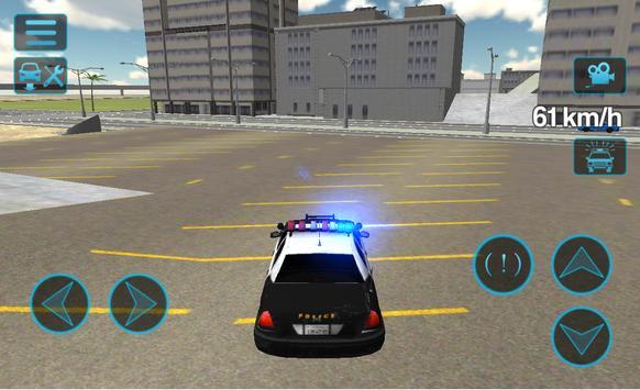 Fast Police Car Driving 3D screenshot 2