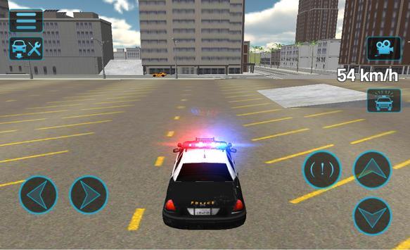 Fast Police Car Driving 3D screenshot 4