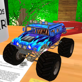 RC Truck Racing icon