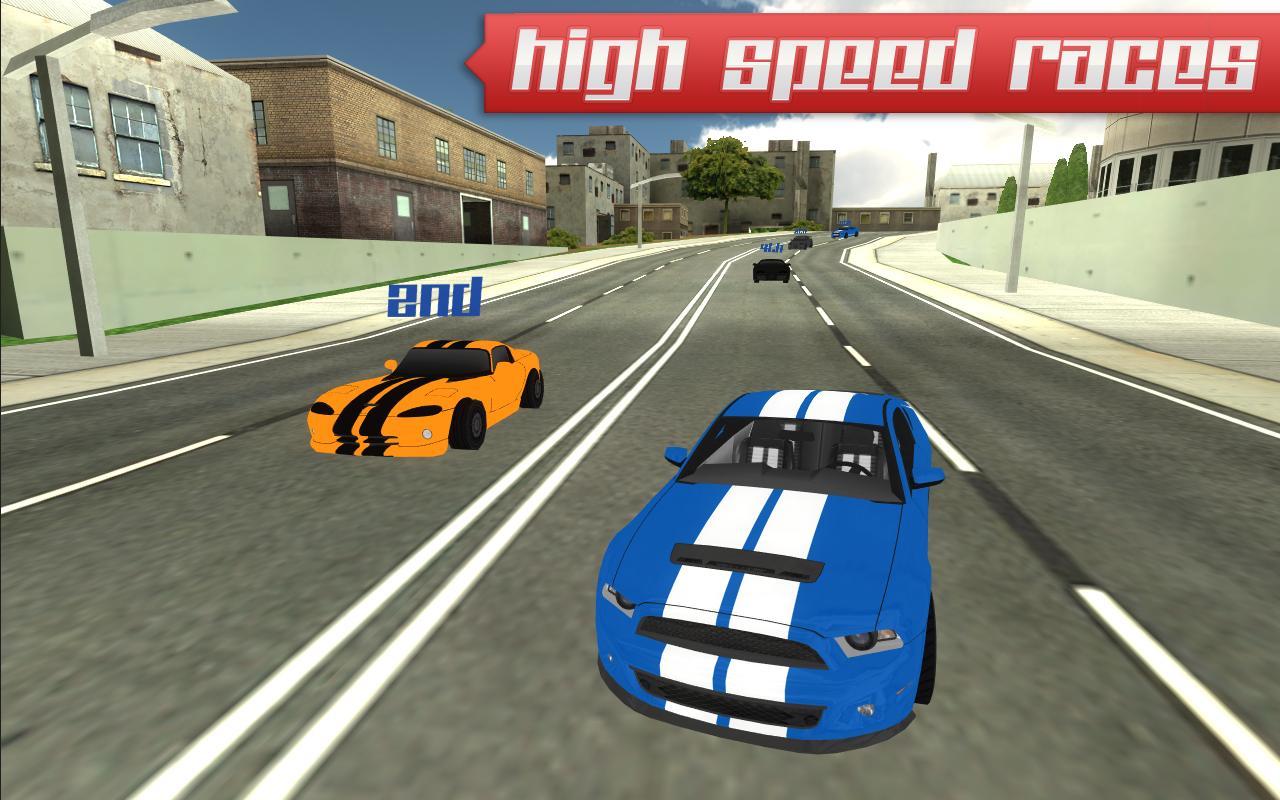 Driving Racing Car >> Street Racing Car Driving 3d For Android Apk Download