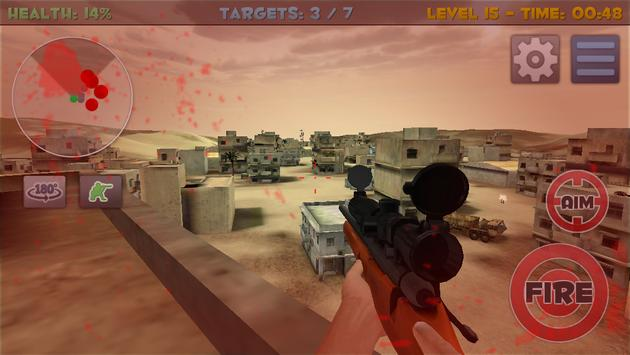 Sniper Commando Assassin 3D screenshot 15