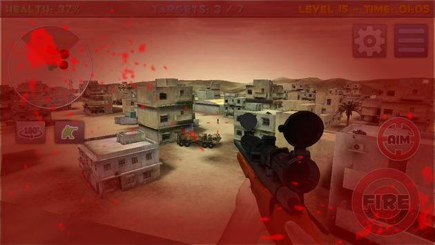 Sniper Commando Assassin 3D screenshot 13
