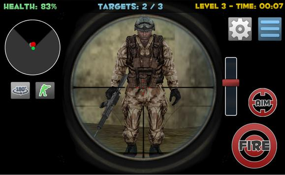Sniper Commando Assassin 3D screenshot 8