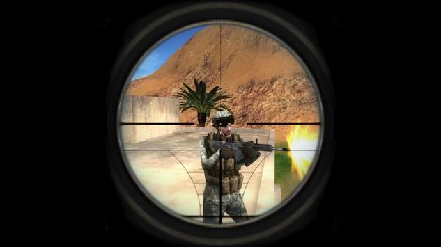 Sniper Shooter 3D: Free Game apk screenshot