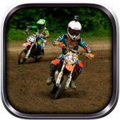 Motorbike Extreme Driving 3D icon