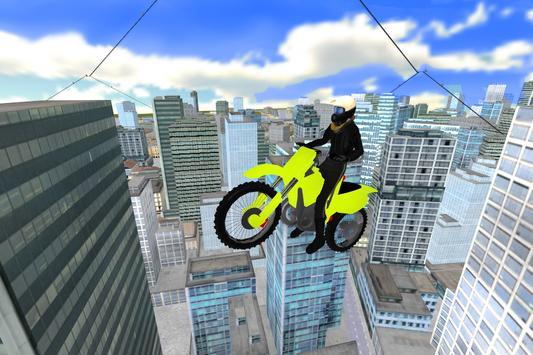 Motorbike Extreme Driving 3D screenshot 19