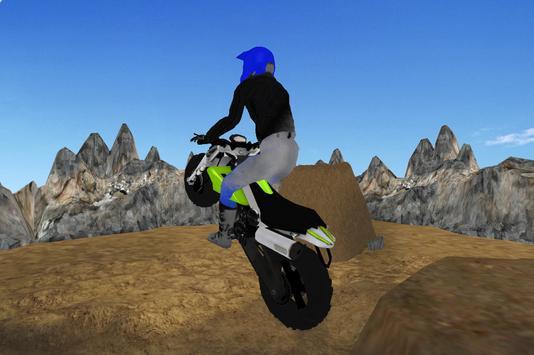 Motorbike Extreme Driving 3D screenshot 4