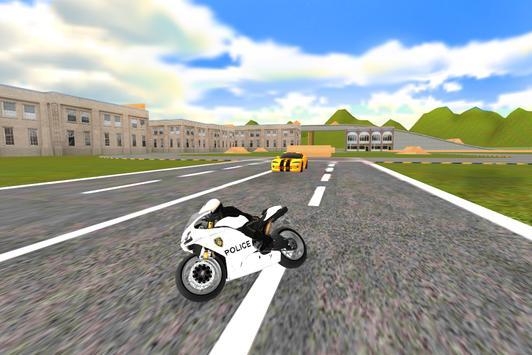 Motorbike Extreme Driving 3D screenshot 6