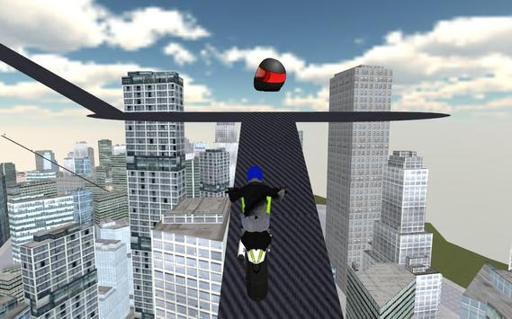 Motorbike Extreme Driving 3D screenshot 7