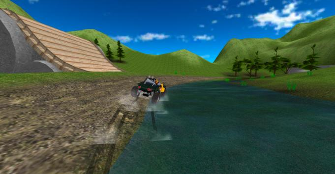Offroad 4x4 Jeep Racing 3D screenshot 4