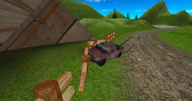 Offroad 4x4 Jeep Racing 3D screenshot 9