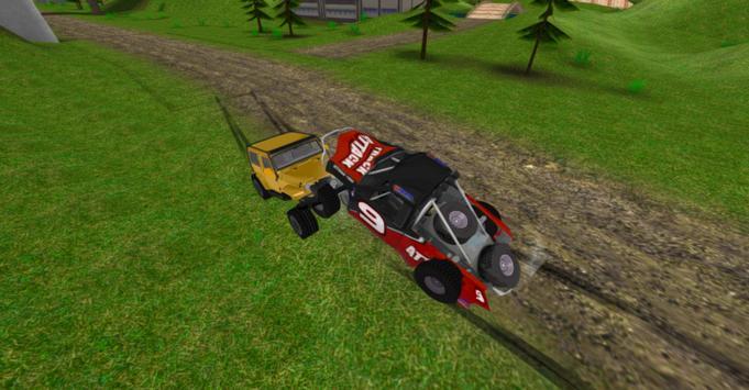 Offroad 4x4 Jeep Racing 3D screenshot 15