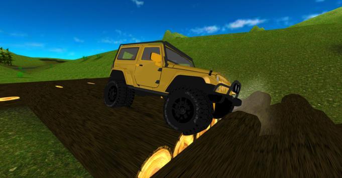 Offroad 4x4 Jeep Racing 3D screenshot 21