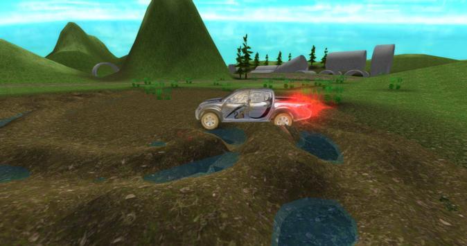 Offroad 4x4 Jeep Racing 3D screenshot 3