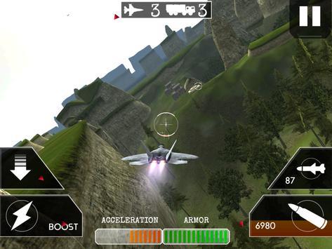 Airplane Flight Battle 3D poster