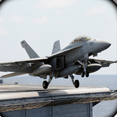 Fly Airplane F18 Jets icon