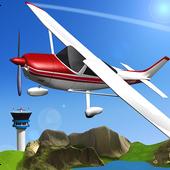 Airplane RC Flight Simulator icon